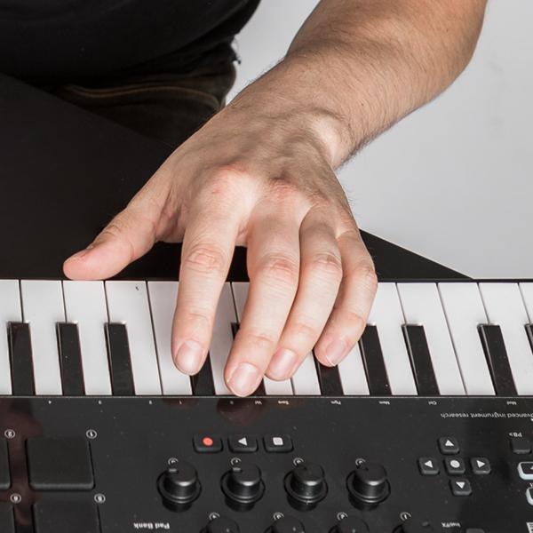 Markus Nimmervoll Tastatur