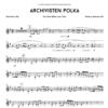 Archivisten Polka BO Stimmen